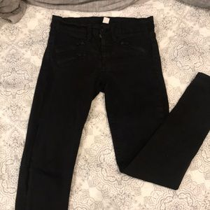 Urban Outfitters BDG Zipper Jeans